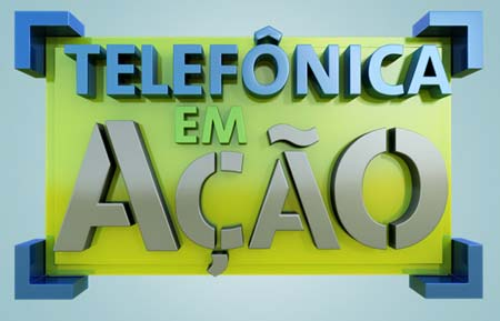 Telefônica em ação?